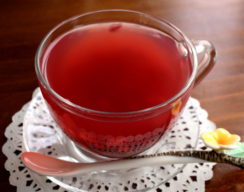 chá de romã para que serve